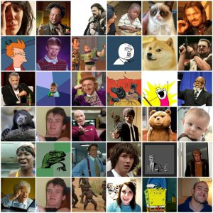 Meme-Collage